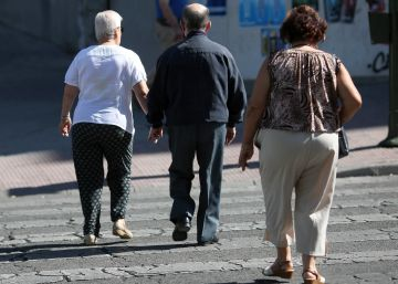 Casi uno de cada cinco vecinos de Madrid es pensionista