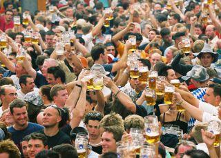La cerveza que más se bebe y otras cosas que del Oktoberfest