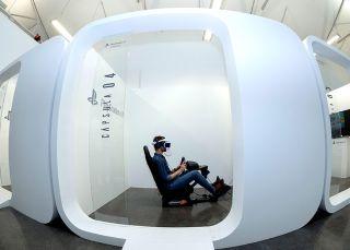 Esto es lo que pasa cuando pruebas las gafas de realidad virtual de Sony