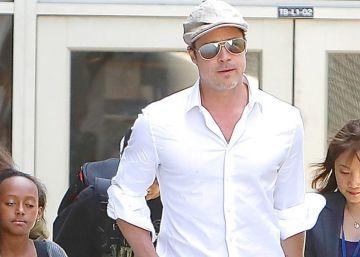 El FBI confirma que investiga a Brad Pitt por una discusión con su hijo