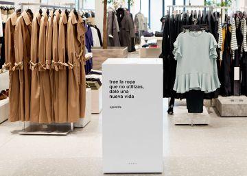 Moda rápida con etiqueta sostenible