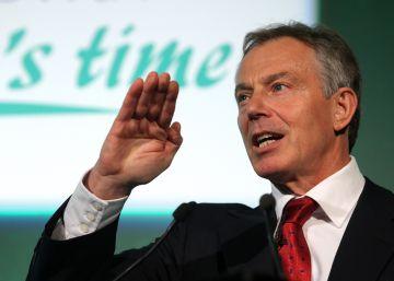 Los intentos de Blair de restaurar su imagen pública