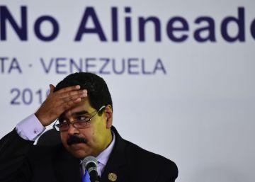 Maduro hace trampas