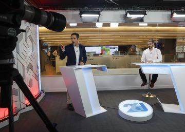 Tres horas de televisión en directo para seguir las claves del 25-S en EL PAÍS