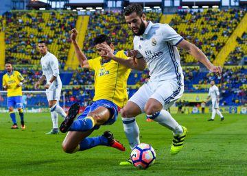 Las imágenes del Las Palmas, 2 - Real Madrid, 2