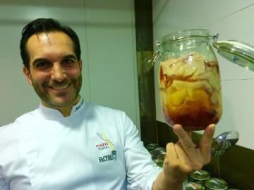 Mario Sandoval, la kombucha y los nuevos fermentados
