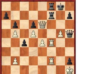 Córdova tutea a Carlsen