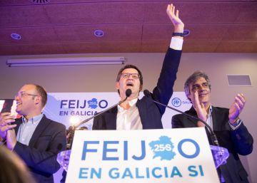 Los resultados de las elecciones gallegas 2016, en imágenes