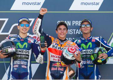 Las mejores imágenes de MotoGP