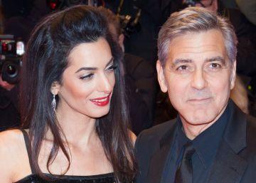 El matrimonio Clooney en imágenes