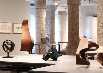 Las esculturas vacías de Oteiza