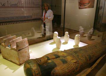 Lo que dejaron los egipcios