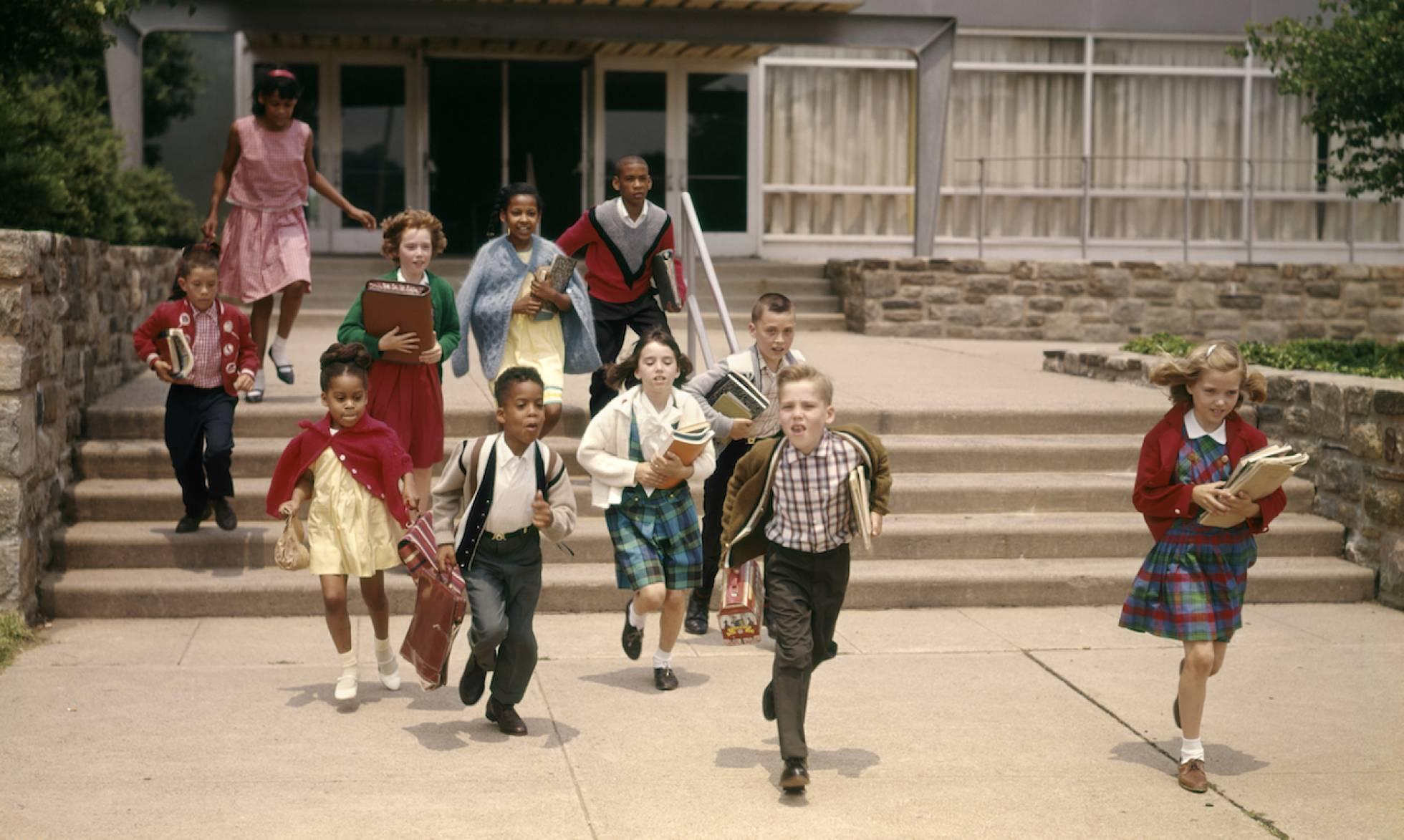 ¿Deberíamos enseñar amistad en las escuelas?