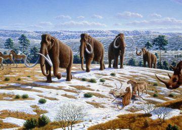 Una reconstrucción del clima de los dos últimos millones de años