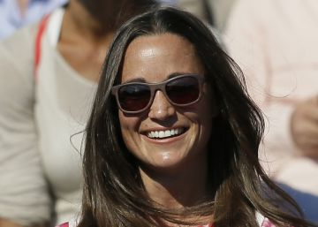 El ladrón de fotos de Pippa Middleton, detenido cuando las vendía por 58.000 euros