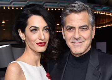 Amal y George Clooney, dos años de poderoso matrimonio