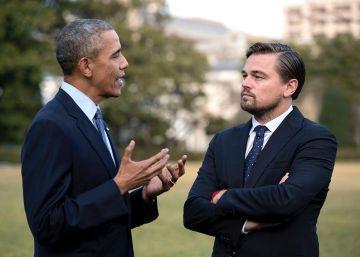 DiCaprio se reunirá con Obama para hablar del cambio climático