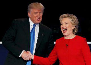 Trump vs Clinton: ¿Cómo sería un debate 'a la americana' en España?