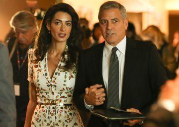 Amal Clooney, 11 días/11 estilismos valorados en 42.000 euros