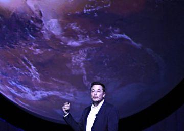 Elon Musk desvela su plan para crear una civilización en Marte