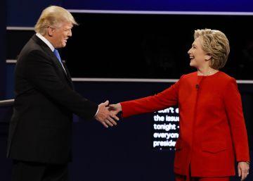Así fue el debate entre Hillary Clinton y Donald Trump