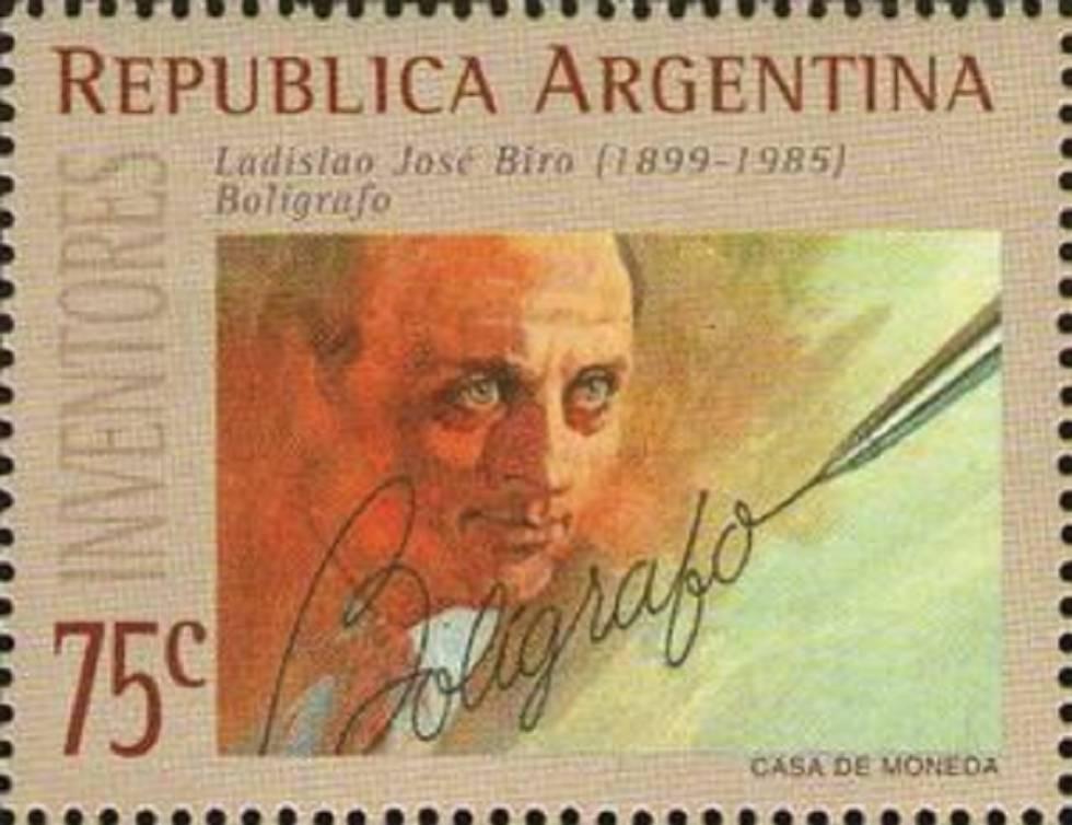 Ladislao José Biro, padre del bolígrafo o la birome