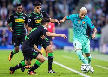 Borussia Mönchengladbach - Barcelona