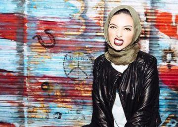 La primera musulmana con hiyab que posa para 'Playboy'