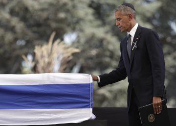 Actos en homenaje a Simón Peres