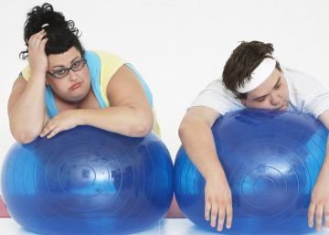 ¿Por qué hay un momento en que dejamos de perder peso con el ejercicio?