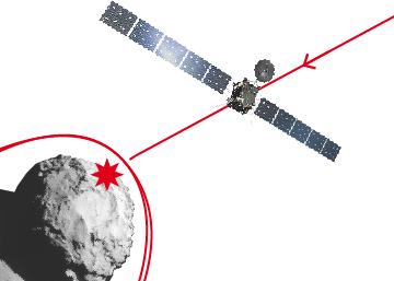 Termina un viaje espacial de 12 años