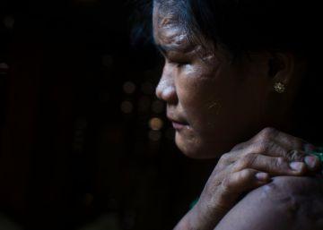 Explotación infantil en Myanmar