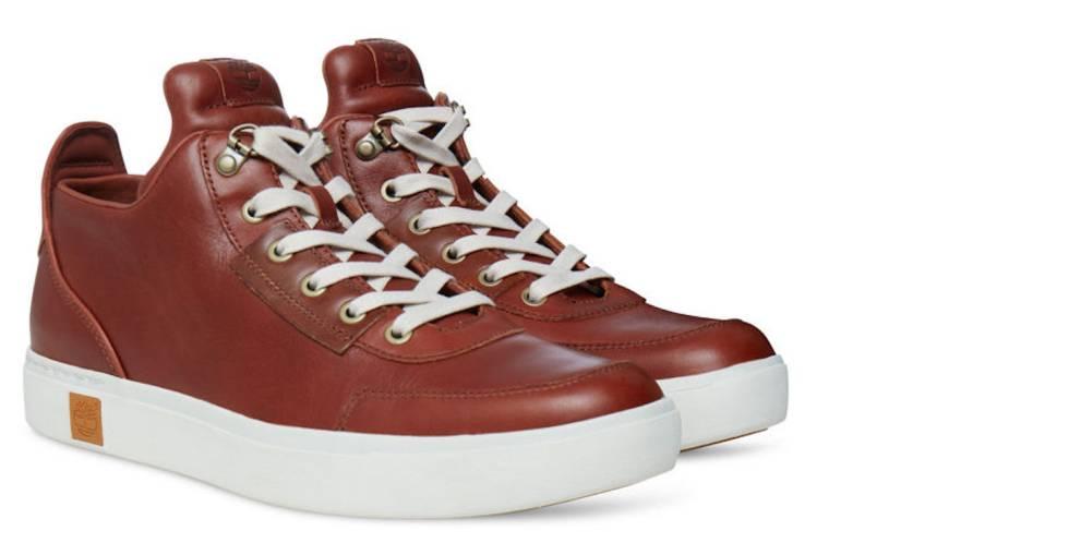 El nuevo modelo de botas de Timberland se llama Chukka y puede encontrarse en la nueva tienda que la marca acaba de abrir en Madrid (Serrano, 46).