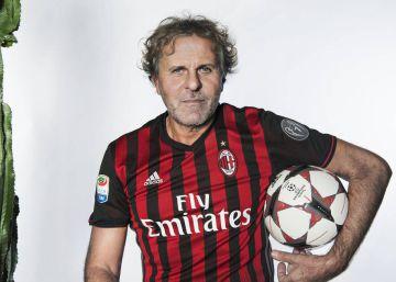 Así es como vestirá el equipo de fútbol AC Milan los próximos tres años