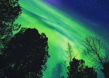 Reikiavik apaga todas las luces de la ciudad para ver las auroras boreales