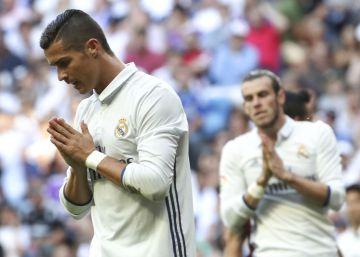 El empate del Madrid, foto a foto