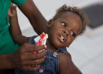 Alimentando el futuro de una nación desnutrida