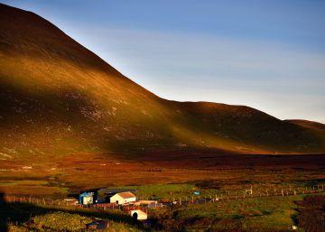 La isla más remota de Gran Bretaña