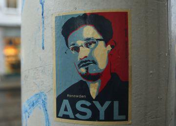 Edward Snowden, el espía que se convirtió en el nuevo icono pop