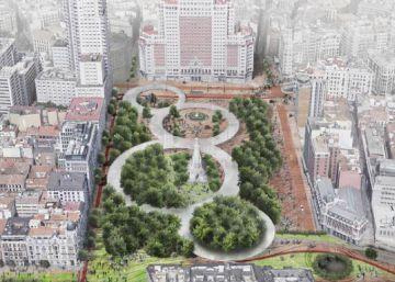 El futuro de la Plaza de España