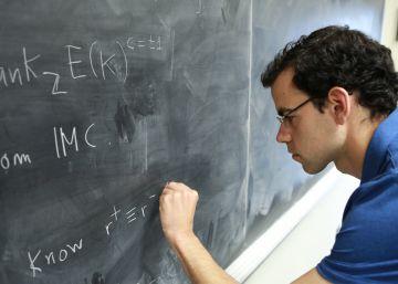 El joven que se enfrenta al problema matemático del millón de dólares
