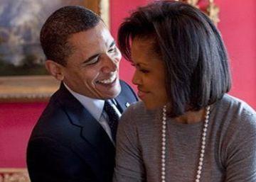Barack Obama le declara su amor a su esposa en las redes sociales