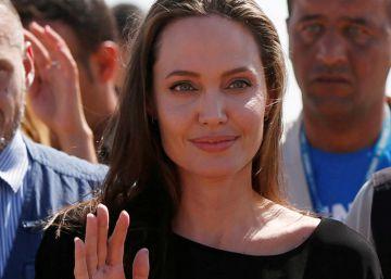 Angelina Jolie regresa al cine tras el divorcio