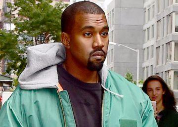 Kanye West deja en la calle a 30 personas de su equipo