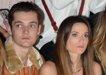Louis Sarkozy y su novia graban vídeos sexuales