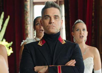 Robbie Williams, acusado de racista por su última canción