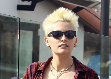Paris Jackson regresa a Neverland