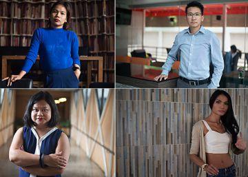 Una vida de discriminaciones para los transexuales en Tailandia