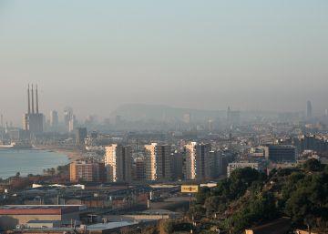 La calidad del aire empeora en Barcelona