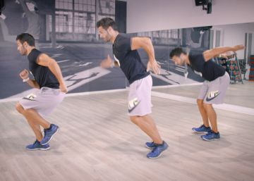Vídeo   El reto de los 4 minutos: mis piernas van a ser una roca